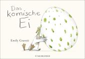 Das komische Ei Cover