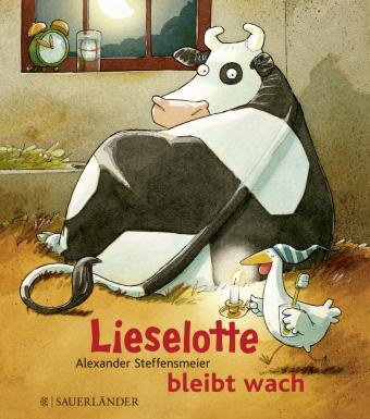 Lieselotte bleibt wach, Mini-Ausgabe