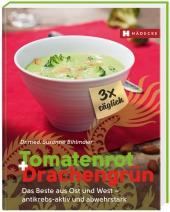 Tomatenrot + Drachengrün: 3x täglich Cover