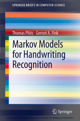 Markov Models for Handwriting Recognition