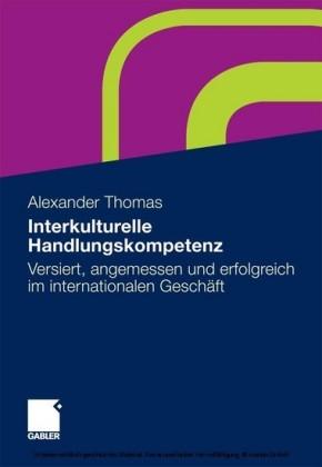 Interkulturelle Handlungskompetenz