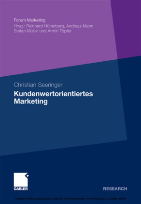Kundenwertorientiertes Marketing