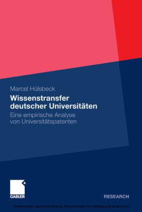 Wissenstransfer deutscher Universitäten