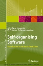 Self-organising Software