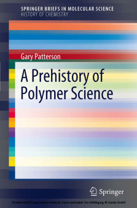 A Prehistory of Polymer Science