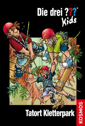 Die drei ???-Kids - Tatort Kletterpark