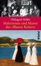Malerinnen und Musen des »Blauen Reiters« Cover