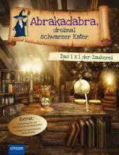 Abrakadabra, dreimal schwarzer Kater Cover