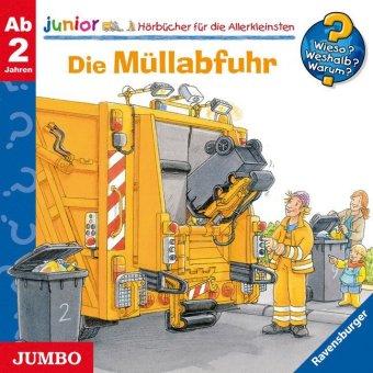 Die Müllabfuhr, 1 Audio-CD
