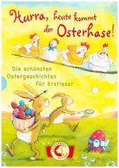 Hurra, heute kommt der Osterhase!, 3 Bde. Cover