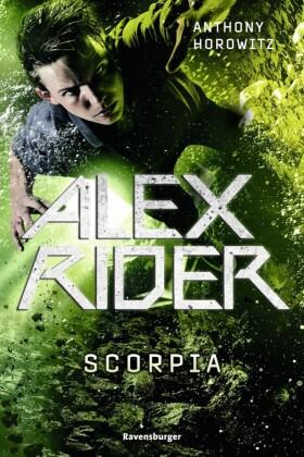Alex Rider 5: Scorpia