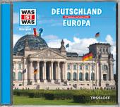 Deutschland/Europa, 1 Audio-CD