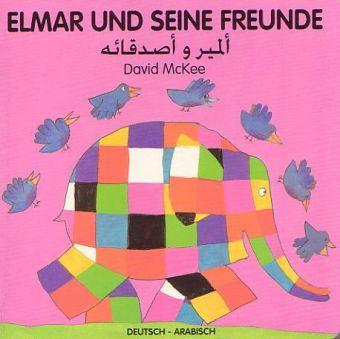 Elmar und seine Freunde, Deutsch-Arabisch