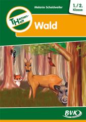 "Themenheft ""Wald"", 1./2. Klasse Cover"