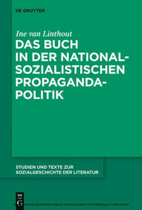 Das Buch in der nationalsozialistischen Propagandapolitik
