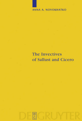The Invectives of Sallust and Cicero