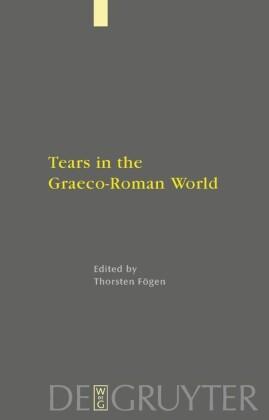 Tears in the Graeco-Roman World