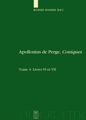 Livres VI et VII. Commentaire historique et mathématique, édition et traduction du texte arabe