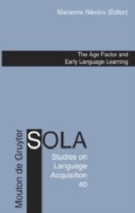 The Age Factor and Early Language Learning