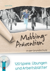 Mobbing-Prävention in der Grundschule, m. CD-ROM Cover