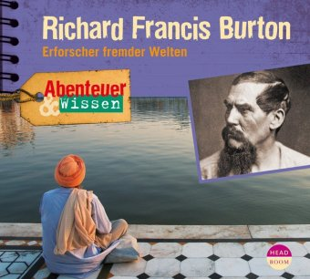Richard Francis Burton, 1 Audio-CD