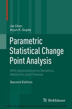 Parametric Statistical Change Point Analysis