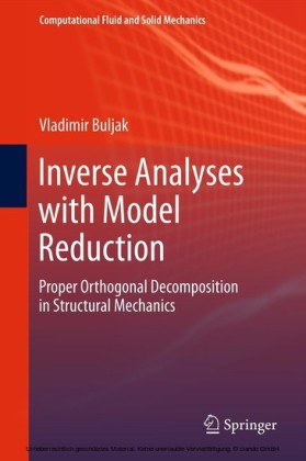 Inverse Analyses with Model Reduction