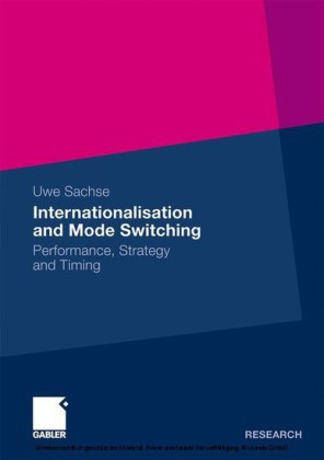 Internationalisation and Mode Switching