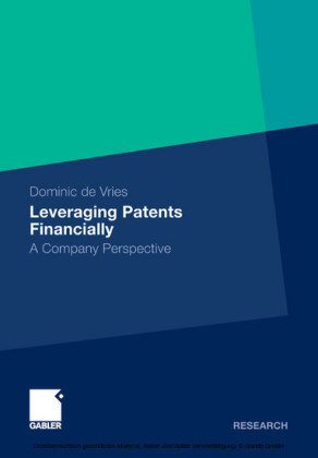 Leveraging Patents Financially