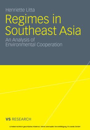 Regimes in Southeast Asia