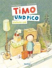 Timo und Pico ziehen um, m. Hörfux-MP3 Cover