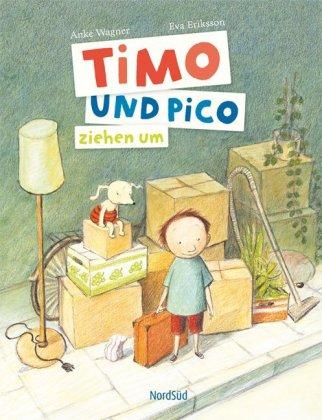 Timo und Pico ziehen um, m. Hörfux-MP3