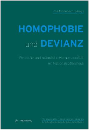 Homophobie und Devianz