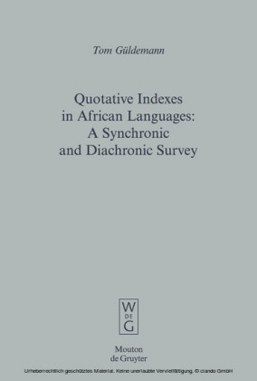 Quotative Indexes in African Languages