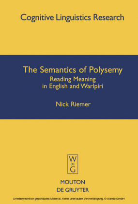 The Semantics of Polysemy