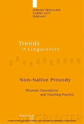 Non-Native Prosody
