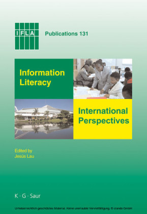 Information Literacy: International Perspectives