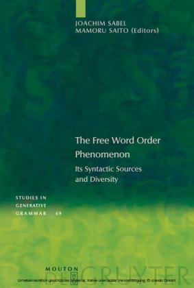 The Free Word Order Phenomenon