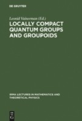 Locally Compact Quantum Groups and Groupoids