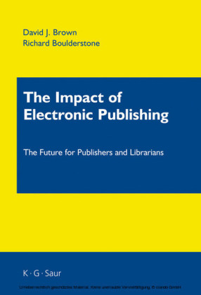 The Impact of Electronic Publishing