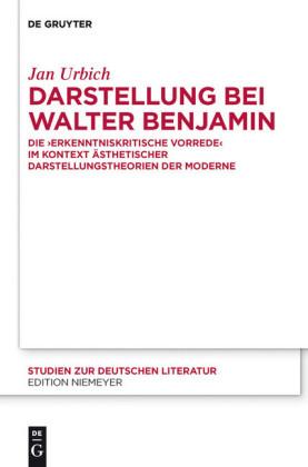 Darstellung bei Walter Benjamin