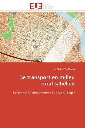 Le transport en milieu rural sahélien