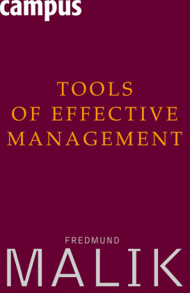 Tools of Effective Management