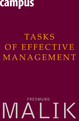 Tasks of Effective Management