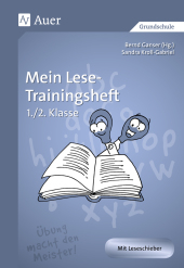 Mein Lese-Trainingsheft, 1./2. Klasse
