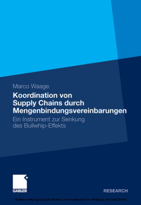 Koordination von Supply Chains durch Mengenbindungsvereinbarungen
