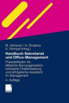 Handbuch Sekretariat und Office Management