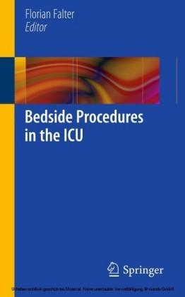 Bedside Procedures in the ICU