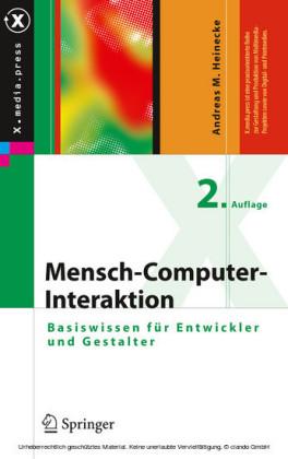 Mensch-Computer-Interaktion