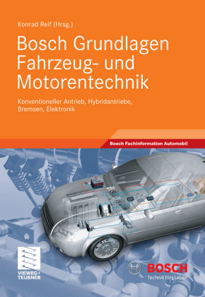 Bosch Grundlagen Fahrzeug- und Motorentechnik